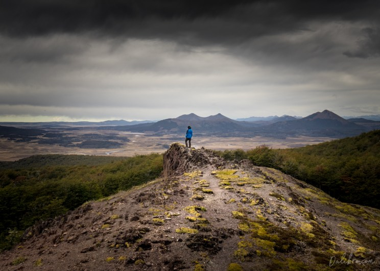 Hiking through the remotest place I've ever visited, Tierra del Fuego, Chile