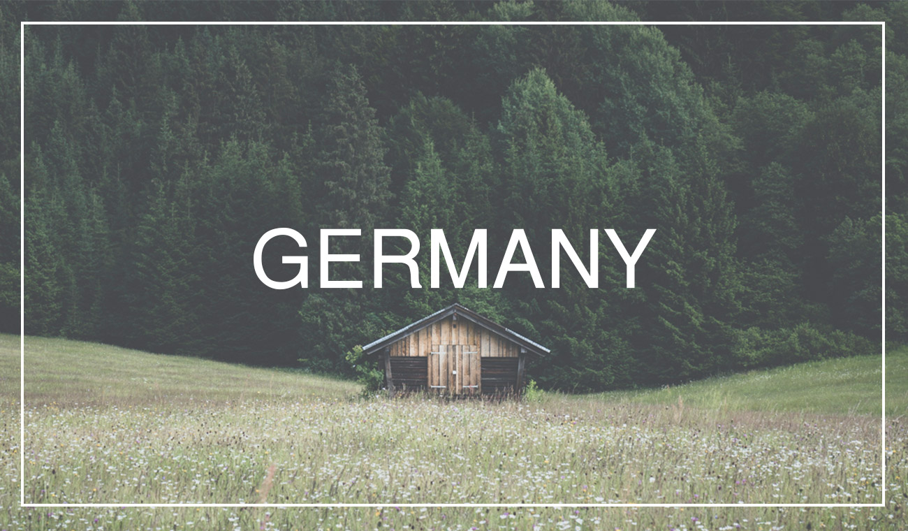 Visiting and photographing Geroldsee, southern Germany