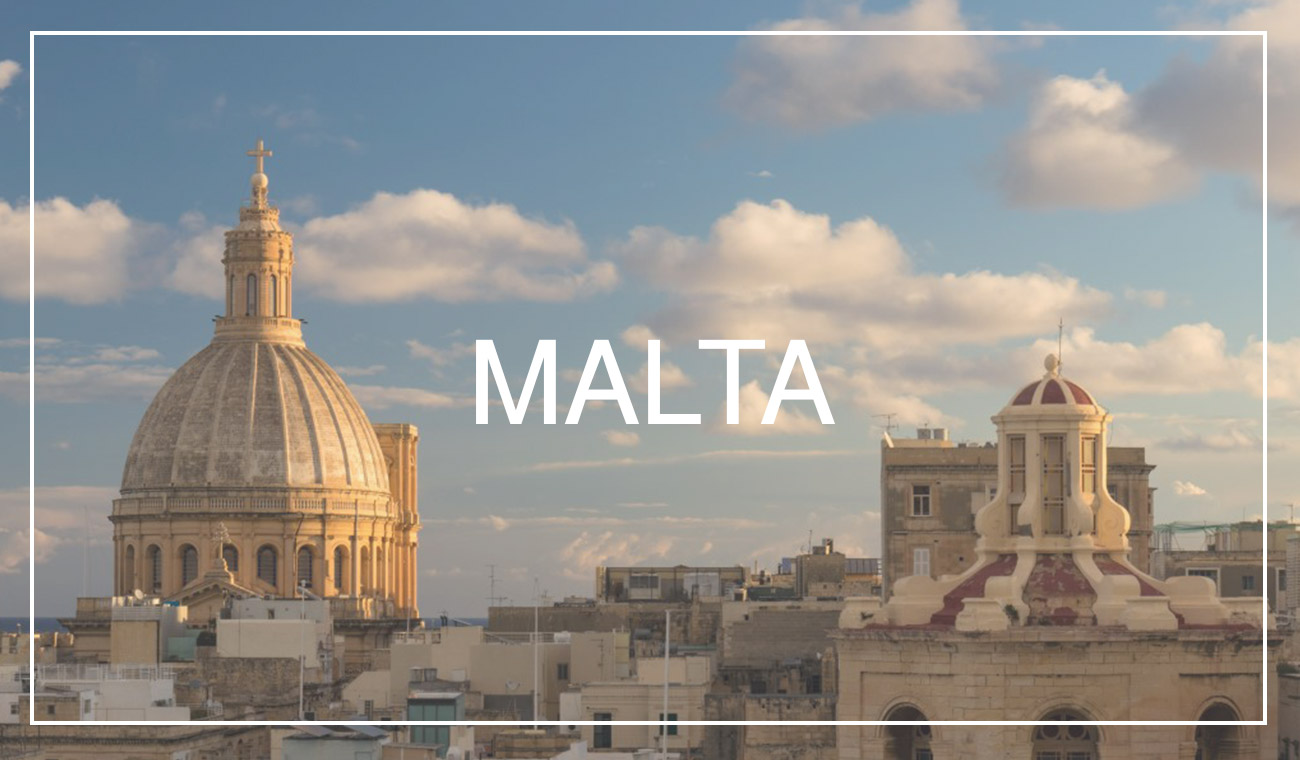 3+1 best photography spots in Valletta, Malta