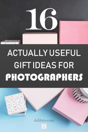 pin actually useful gift ideas for photographers pinterest