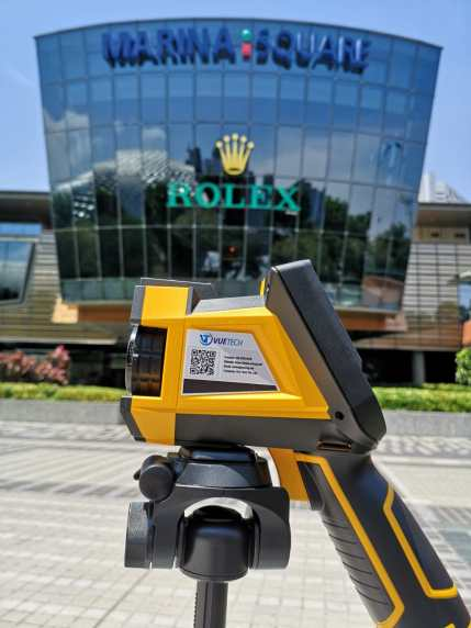 Thermal Imaging Camera Customer Marina Square