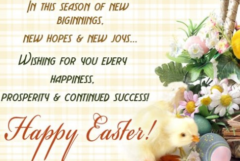 Easter greetings dalko resources inc easter greetings m4hsunfo