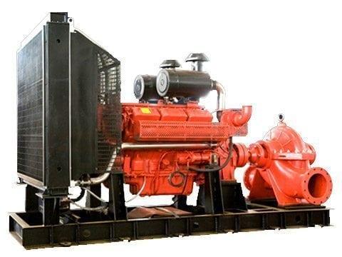 Pompa Kebakaran Diesel