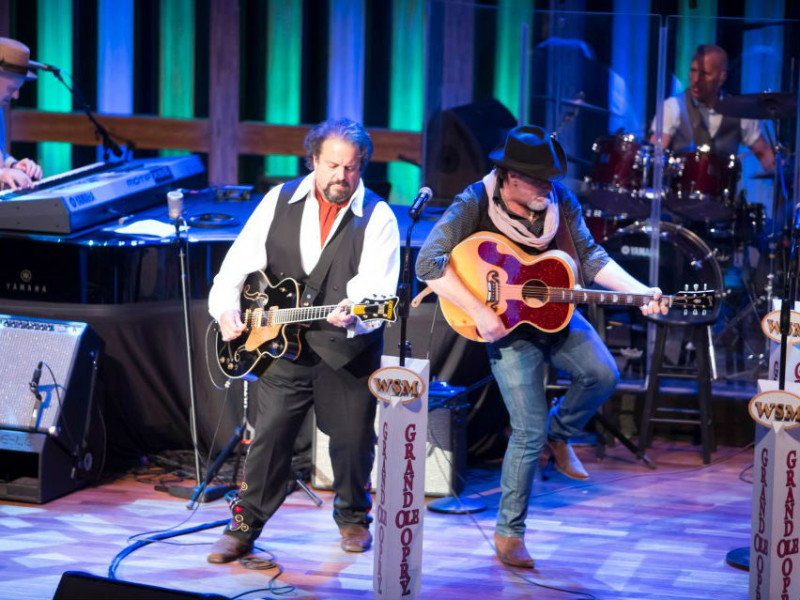 The Mavericks In Concert With The Michael Guerra Band