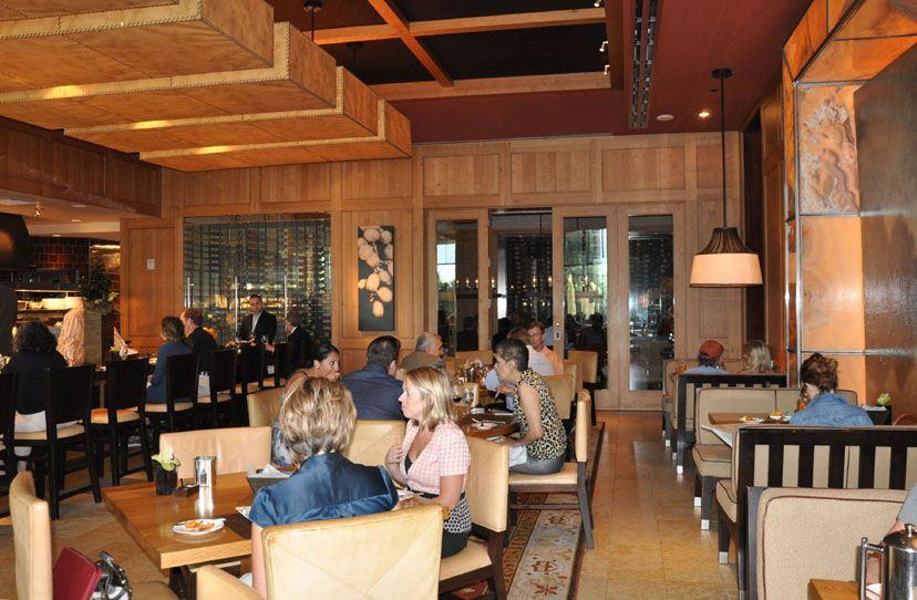 Dean Fearing Restaurant In Ritz Carlton Hotel