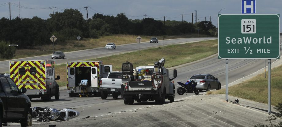 22 Year Old Loses Legs In San Antonio Motorcycle Accident