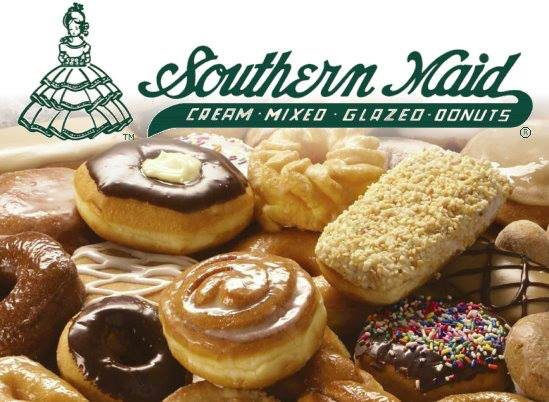 Image result for southern maid donuts logo