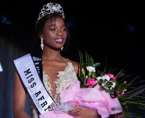 2018 miss Africa Great Britain