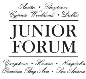 Junior Forum Texas branches