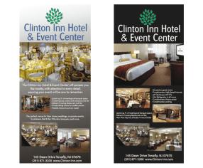 Clinton Inn Banners