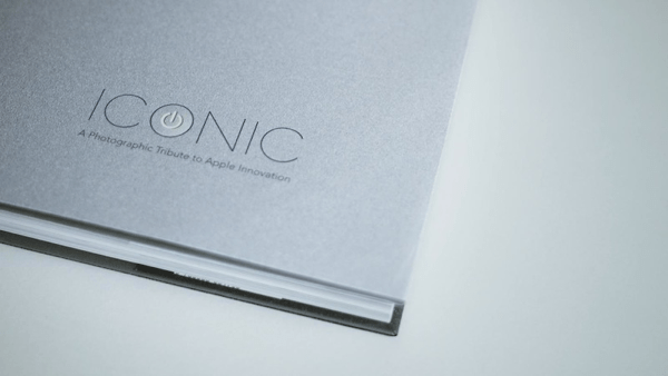 Iconic - a photographic tribute to apple innovation by Jonathan Zufi
