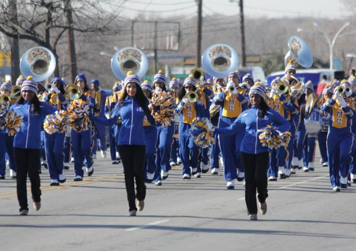 MLK Jr. Celebration March/Parade @ MLK Community Center