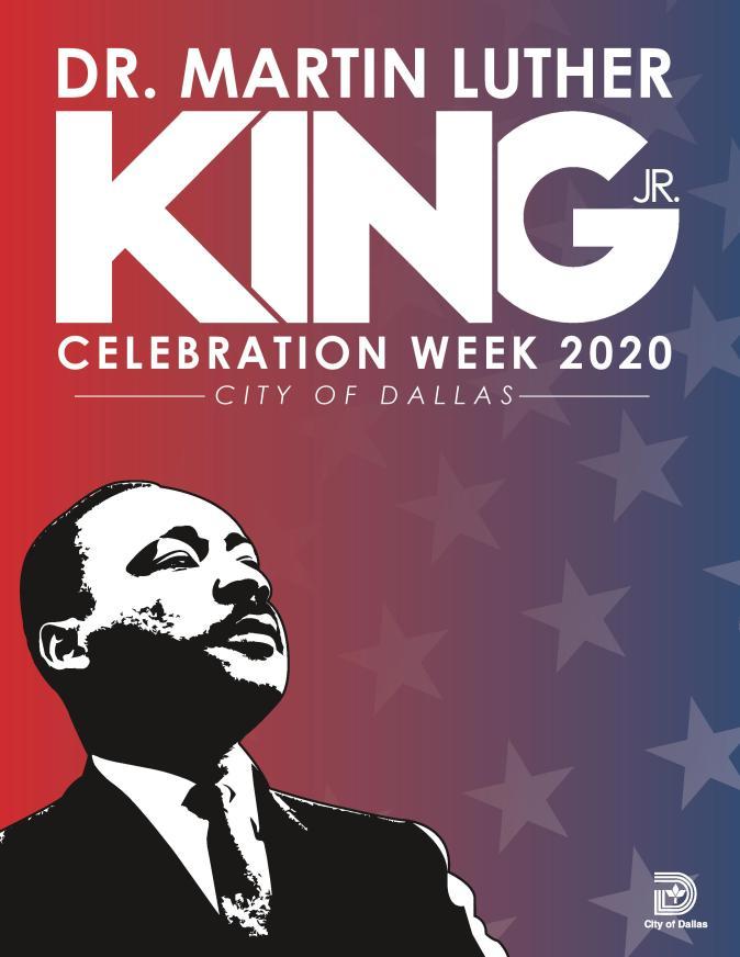 2020 Dr. Martin Luther King, Jr. Celebration Week
