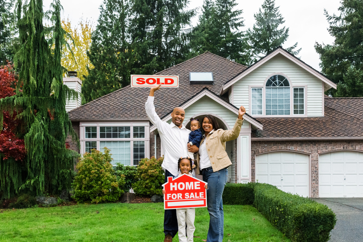 Enthusiastic Family with Home For Sale