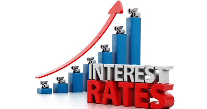 Rising interest rates