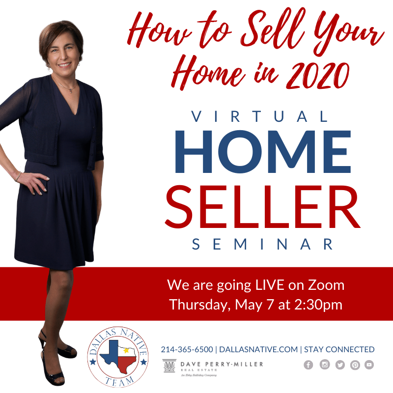 Home Seller Seminar - Social Post