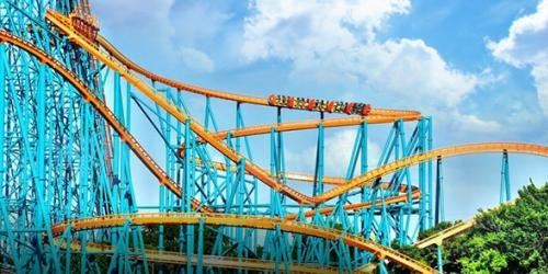 Six Flags Reopening