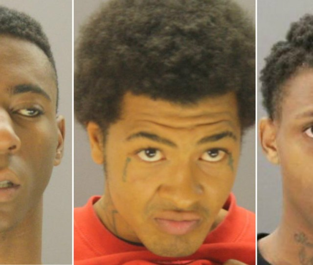 3 Men Charged With Capital Murder In Deadly Mugging Of Dallas Mother Crime Dallas News