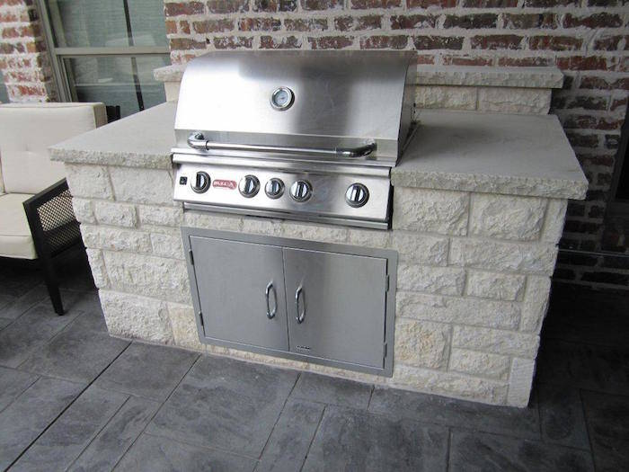 Dallas Outdoor Kitchens Gallery Of Outdoor Living Fireplaces Amp Pools