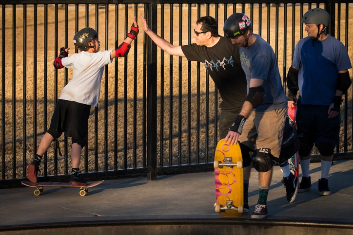Skate Park For Dallas Featured In Dallas Morning News