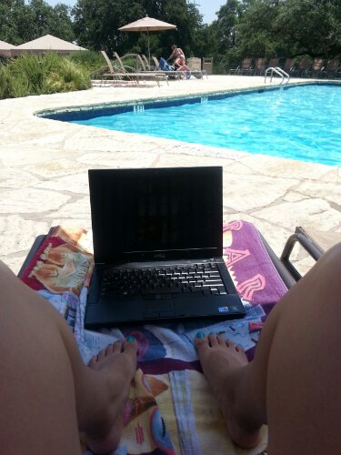 Writing about summer romances
