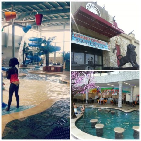 A day at King Spa's Indoor Waterpark