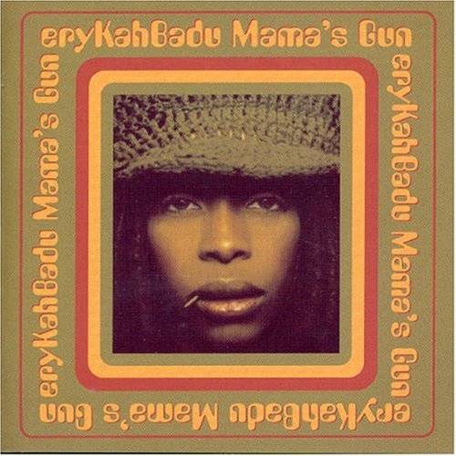 Cover of Mamas Gun, released on Motown/Puppy Love; image courtesy of dallassouthblog.com