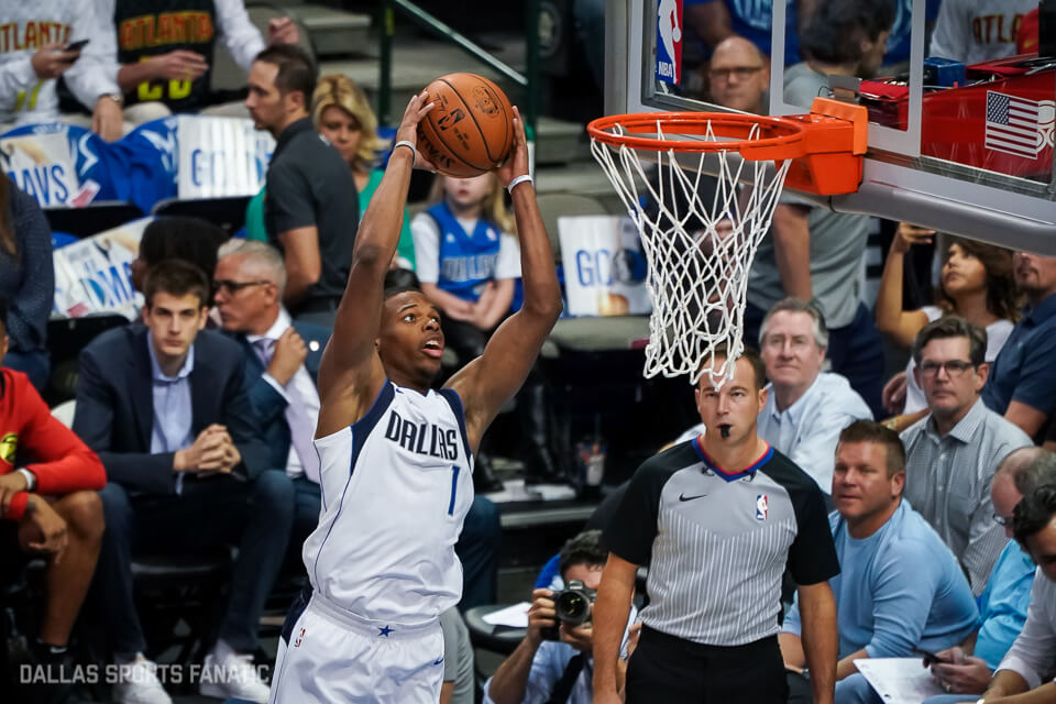 Smith Jr., Noel shine but Mavs fall to Hawks, 117-111