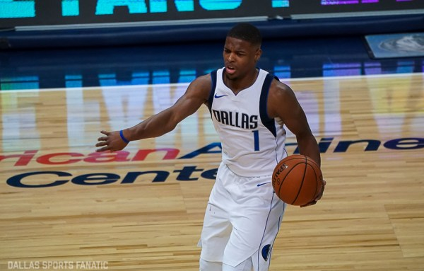 Dennis Smith Jr in Active