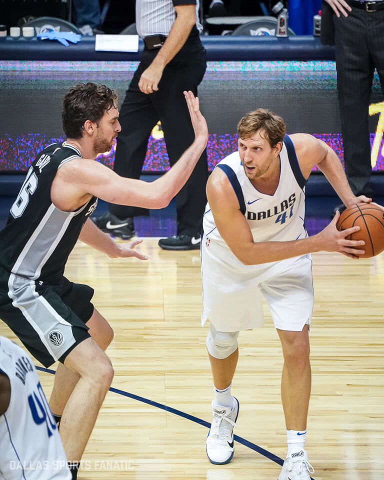 What do the Mavericks need? Well, where do we start?