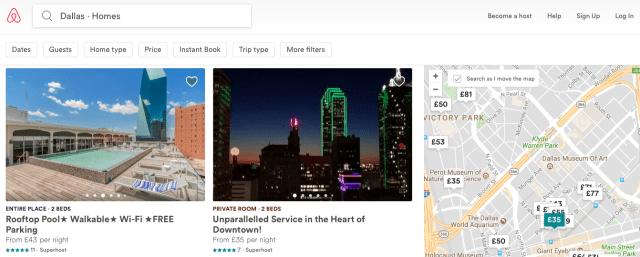 Dallas Stars Fan Site airbnb link