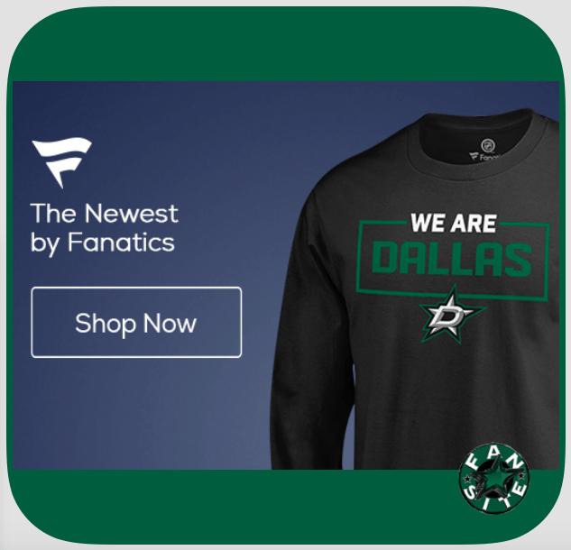 Fanatics Dallas Stars