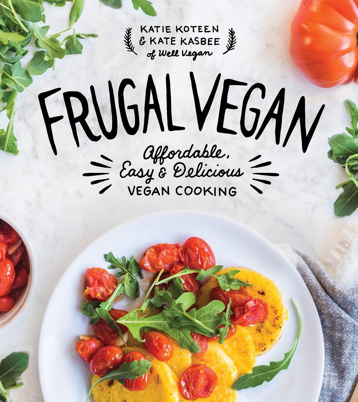 Frugal Vegan Cookbook