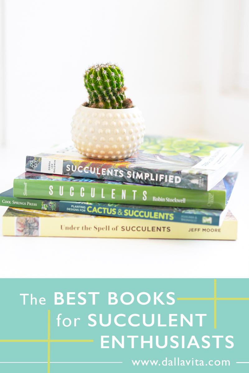 Best Succulent Books