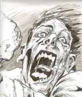 scream face