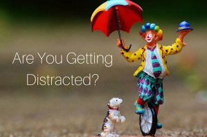 Don't get distracted by someone else's circus!