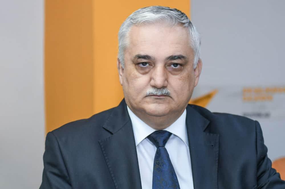 Image result for Fuad Əlizadə iqtisadçı