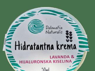 hijaluronska kiselina krema od lavande hidratantna