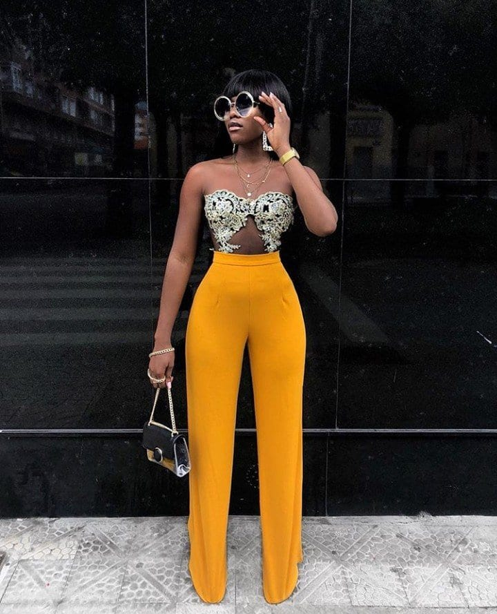 Style Feature With Marri Pazz: How To Style Wide-Leg Pants Like A Pro