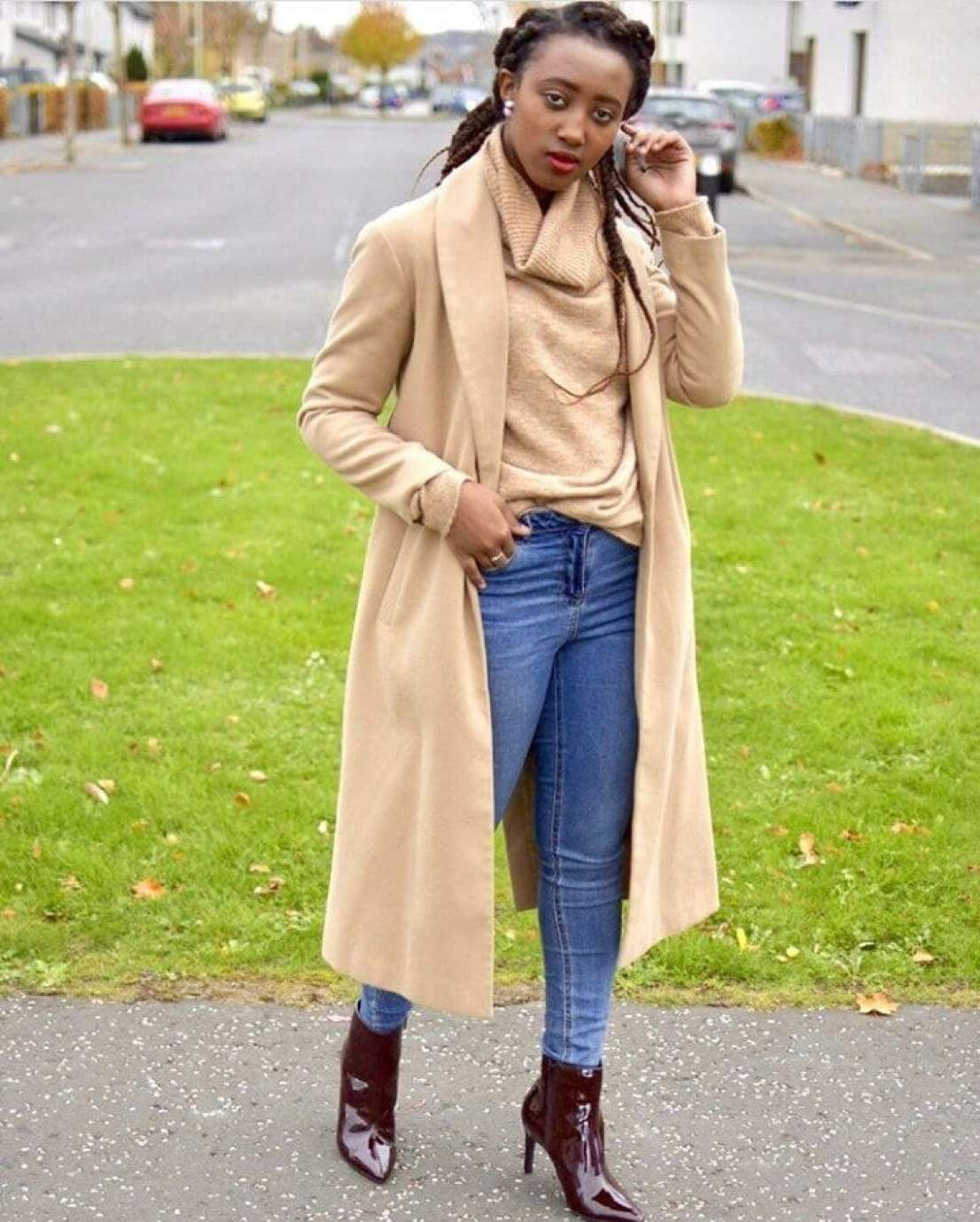 How to Look Classy in Fall