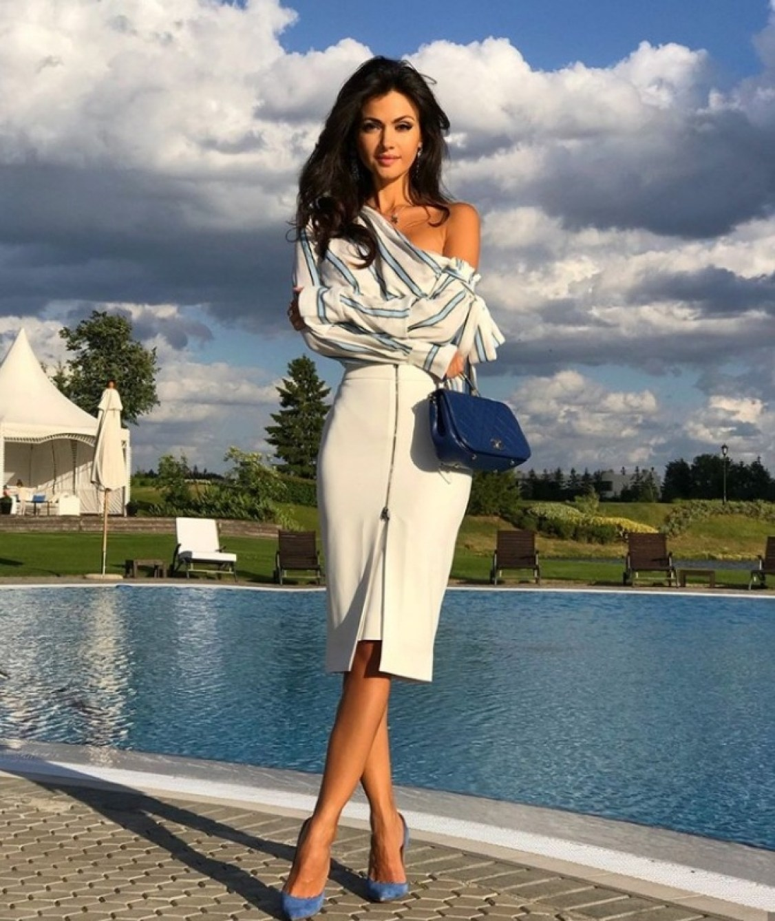 Want To Always Look Put-Together? Here's How Fashionista Alena Alena Does It!