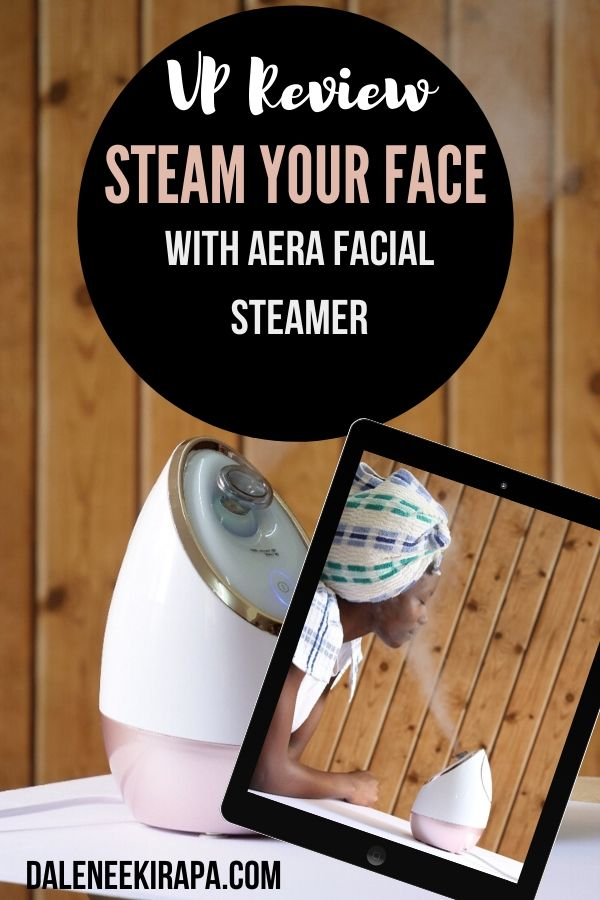 Do You Steam Your Face? Try Vanity Planet's Aera Facial Steamer
