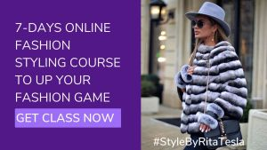 7-Days Online fashion course