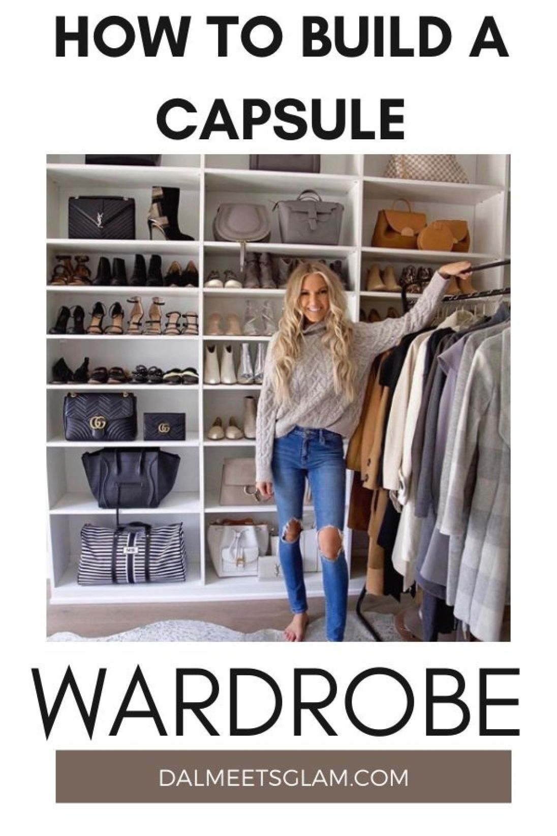 10 Steps To Build a Functional Wardrobe From Scratch