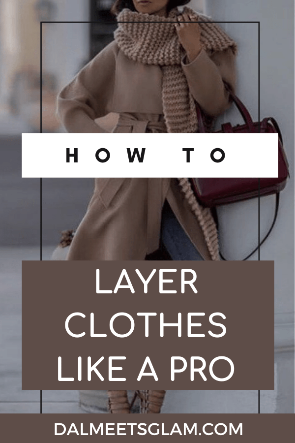 Style Feature With Lolario Style: How To Layer Clothes Like A Pro!