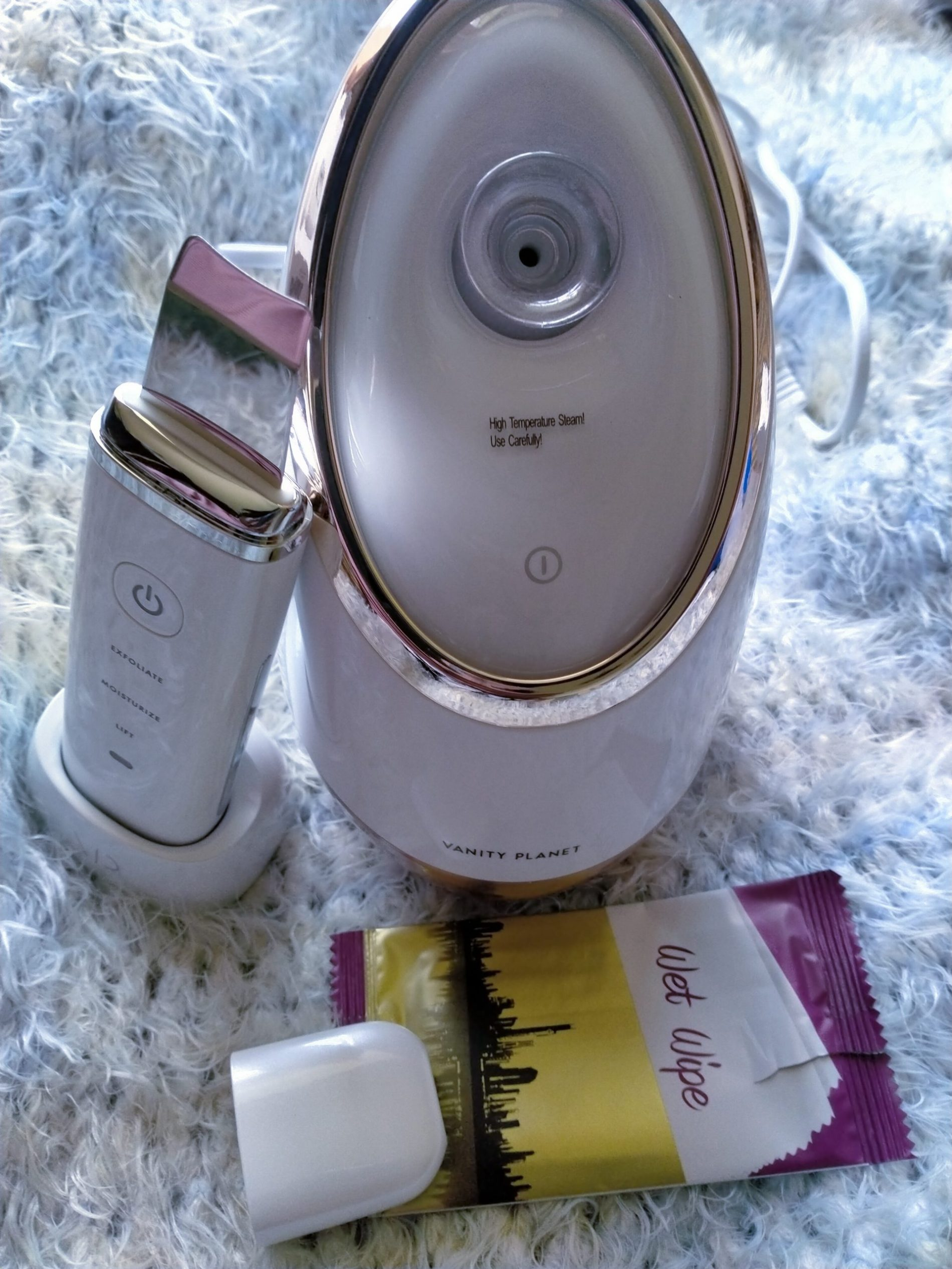 Do your Steam your Face? Try Vanity Planet's Iconic Aera Facial Steamer