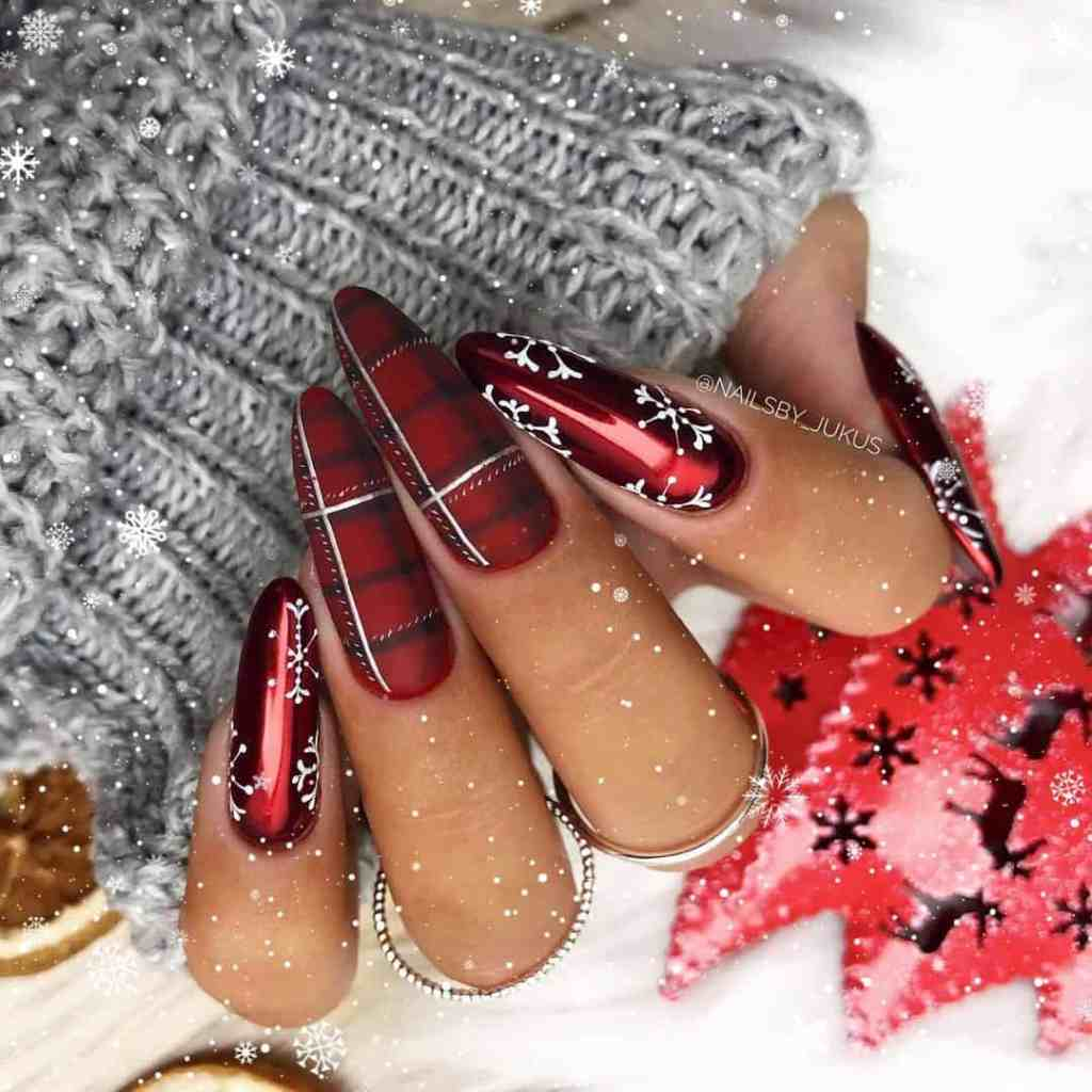 Chic Winter Nail Designs To Wear All Winter Long