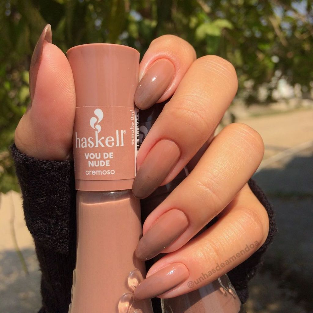 20+ Beautiful Nude Nail Designs You Ought To Try
