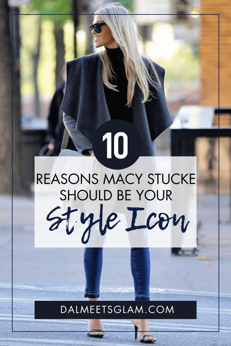 10 reasons why Macy Stucke should be your style icon