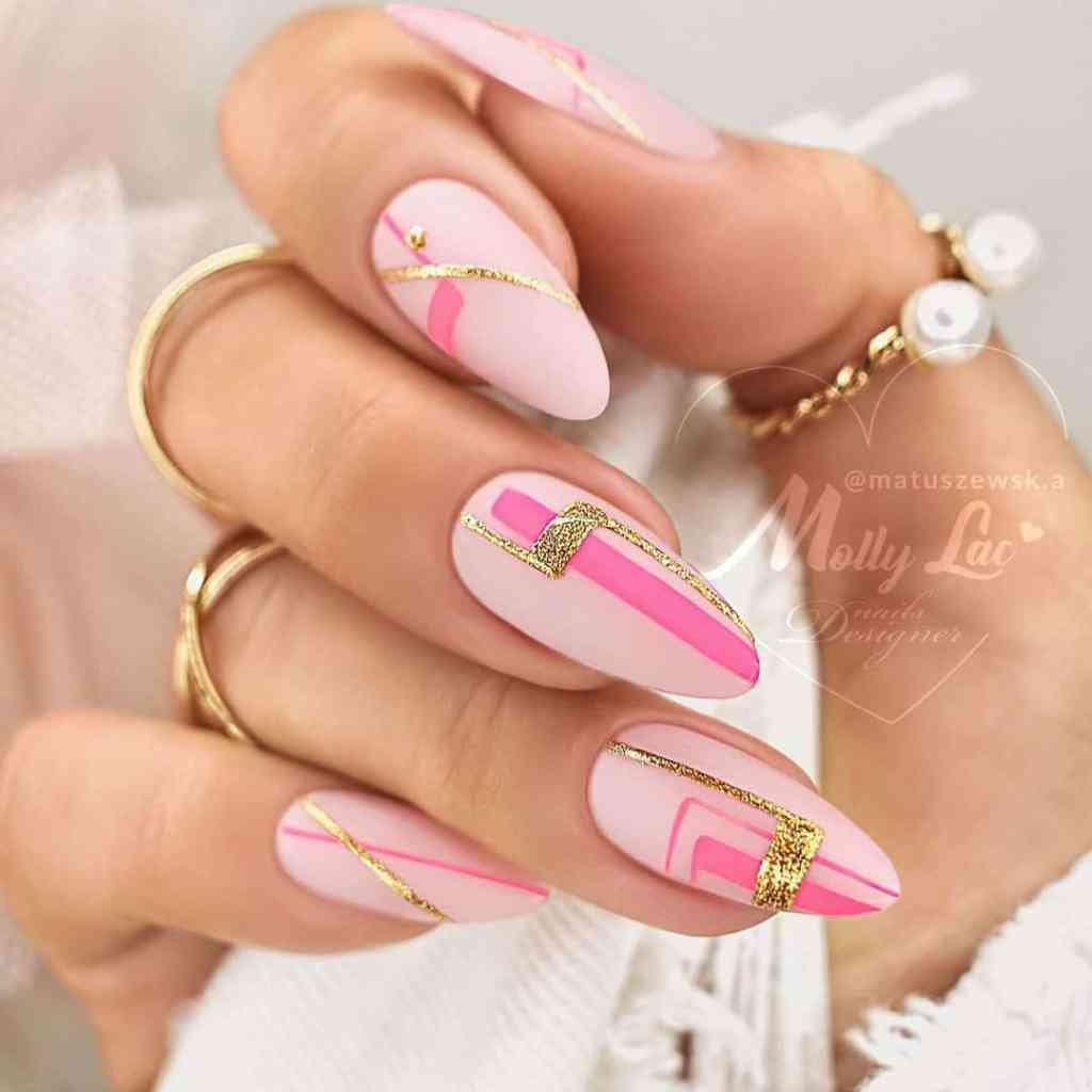 30+ Pink Nail IdeasTo Wear All Year Round